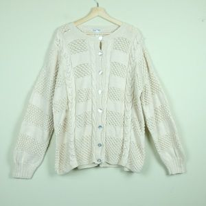Deirdre McGuire Hand Knitted Sweater